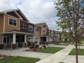 Spring Creek Townhomes, Northfield